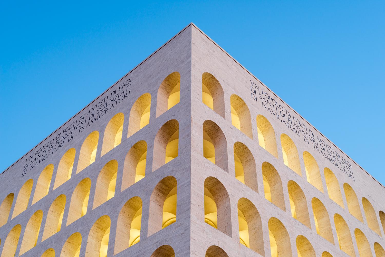 Palazzo della Civiltà Italiana (EUR - Roma)