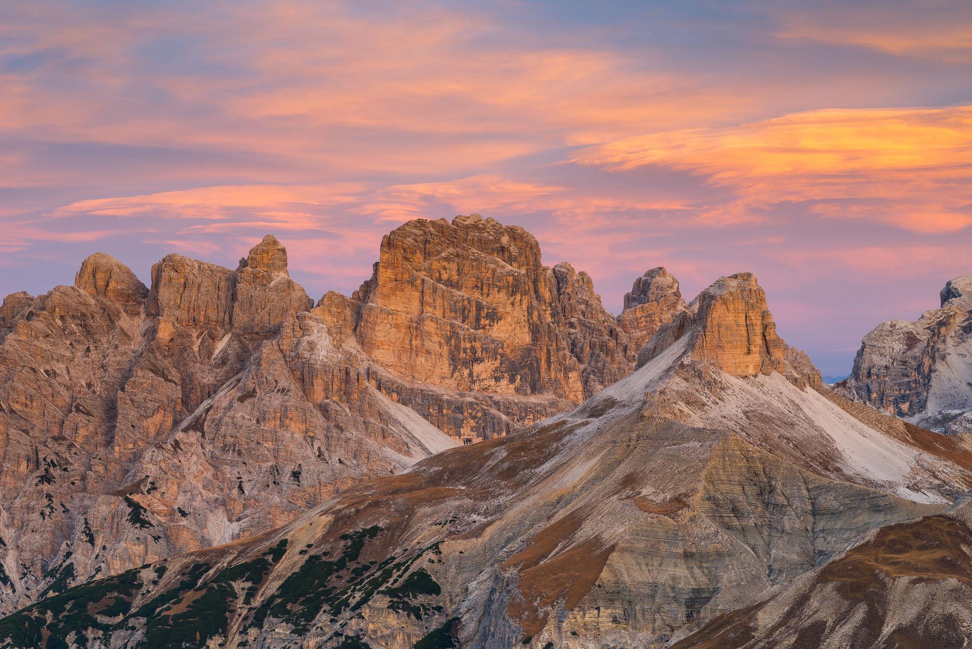 Torre dei Scarperi, Dolomiti di Sesto (BZ)